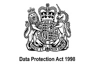 Offences in Data Protection Act 1998 Image