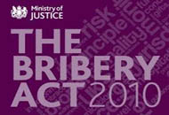 The Provisions of the Bribery Act 2010 Image