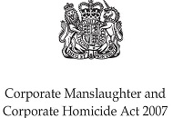 Defence for Corporate Manslaughter image
